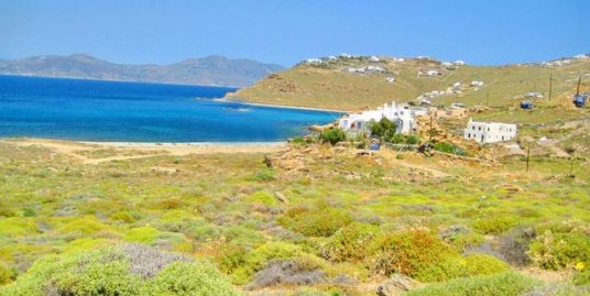 Land in Mykonos to Built Luxury Villa with Sea View