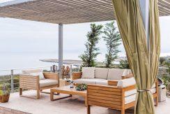 Seafront VIlla at Kalathas Chania 2