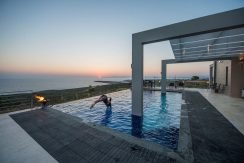 Seafront VIlla at Kalathas Chania 9