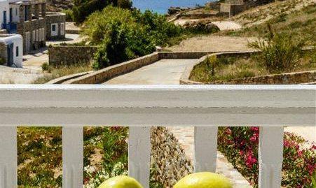 Villa Mykonos with Sea View, 119 Sq.m – 2 Bedrooms