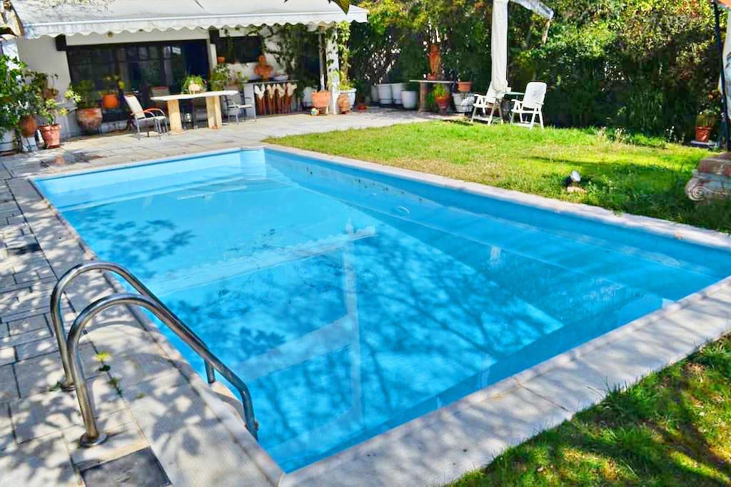 Villa for sale in Voula Athens with Sea View
