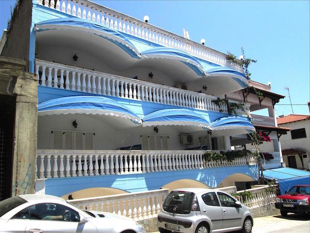 Small Hotel For Sale Neos Marmaras Halkidiki Sithonia, 15 Rooms