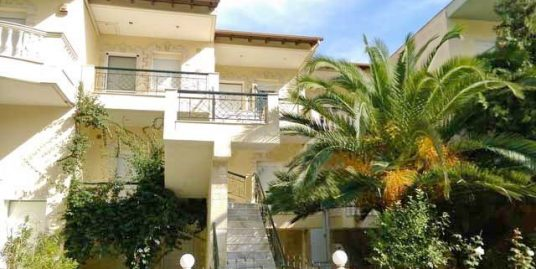 Apartment for Sale with Sea view at Halkidiki, Kriopigi