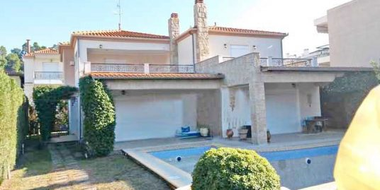 House with 4 Bedrooms at Kriopigi Kassandra Halkidiki
