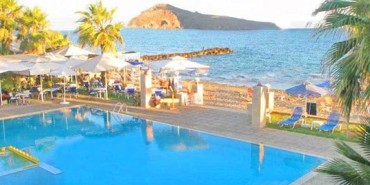 Protected: Beachfront hotel for sale in Chania Crete, 55 Rooms