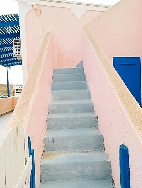 Single House at Megalohori in Santorini, House Santorini Greece 10