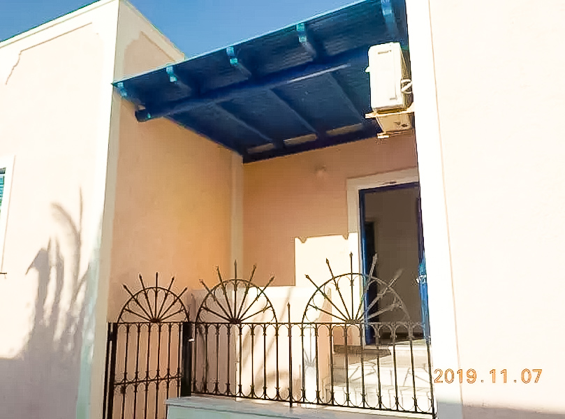 Single House at Megalohori in Santorini, House Santorini Greece 13