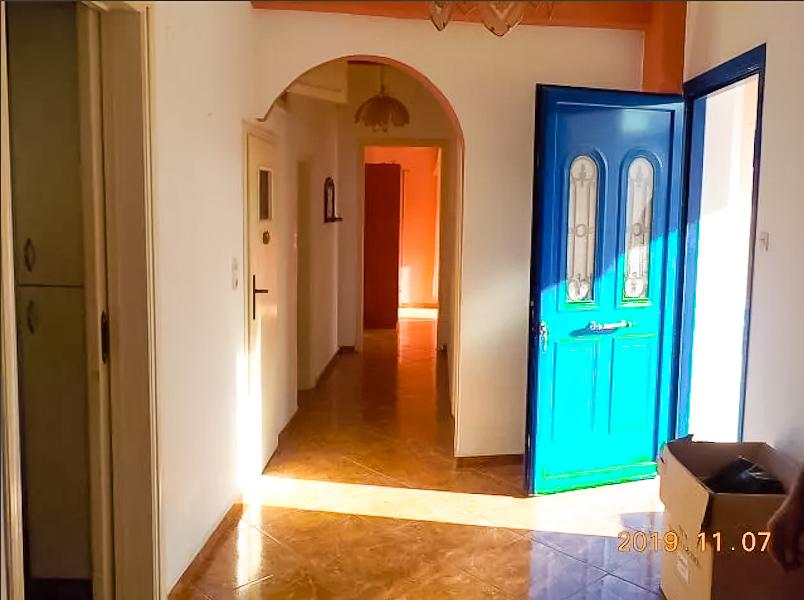 Single House at Megalohori in Santorini, House Santorini Greece 15