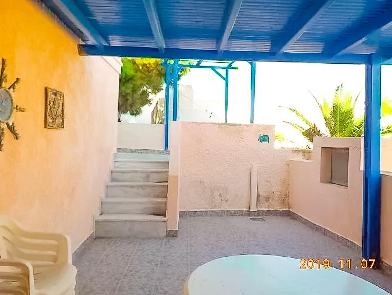 Single House at Megalohori in Santorini, House Santorini Greece 17