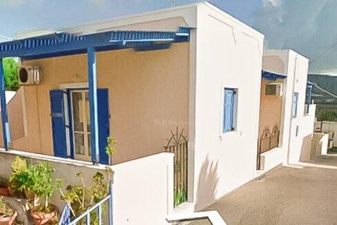 Single House at Megalohori in Santorini, House Santorini Greece 6