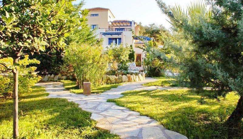 Skiathos Villa with Sea View 11