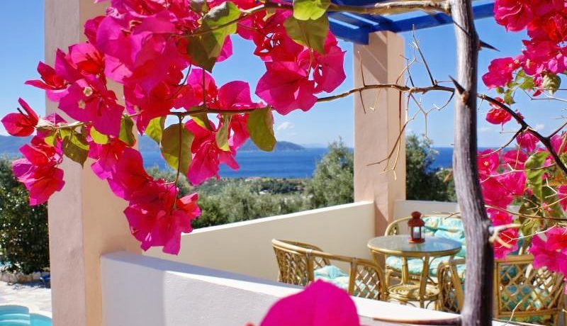 Skiathos Villa with Sea View 13
