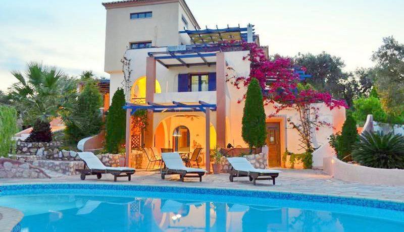 Skiathos Villa with Sea View 14