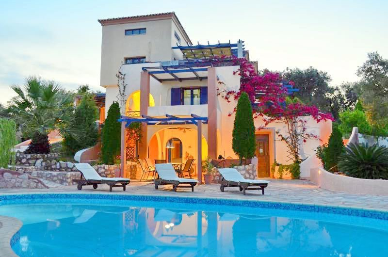 Luxury Villa for rent in Vigles, Skiathos
