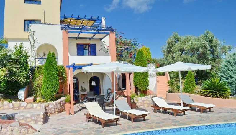 Skiathos Villa with Sea View 16