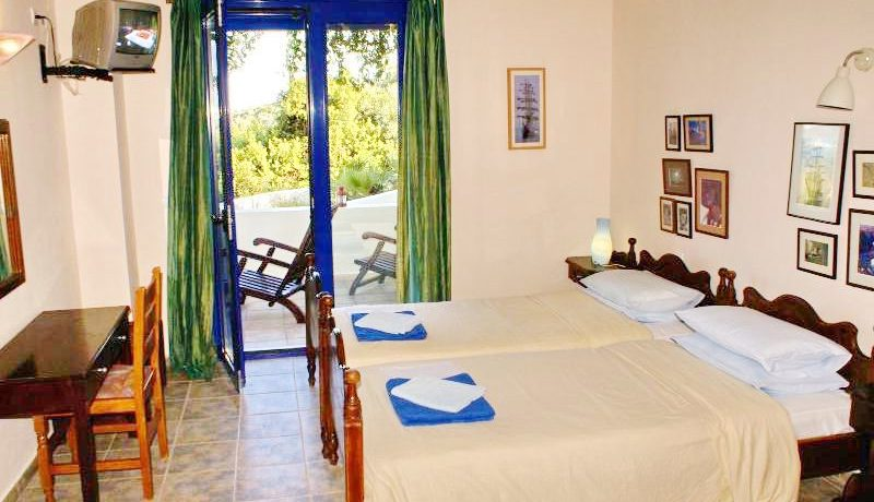 Skiathos Villa with Sea View 19