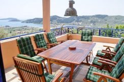 Skiathos Villa with Sea View 22