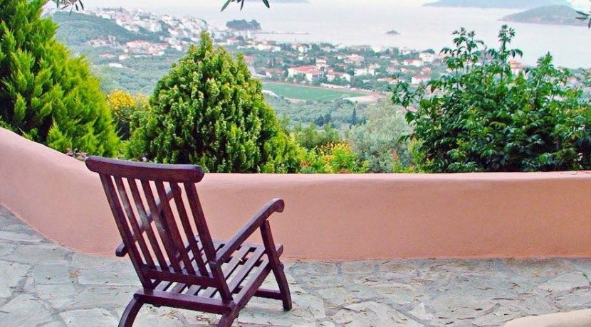Skiathos Villa with Sea View 27