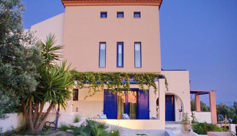 Skiathos Villa with Sea View 6