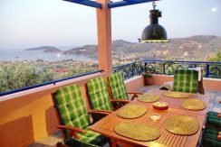 Skiathos Villa with Sea View 9