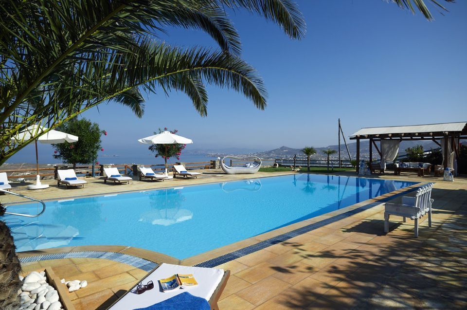 Superior Villa With Private Pool Paroikia Paros