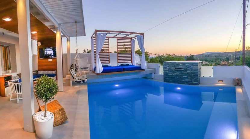 Villa For Sale Crete Chania Vamos 18