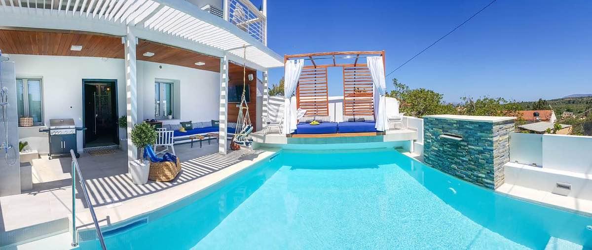Villa For Sale Chania Crete – Vamos area (Reduced – 70.000 €)