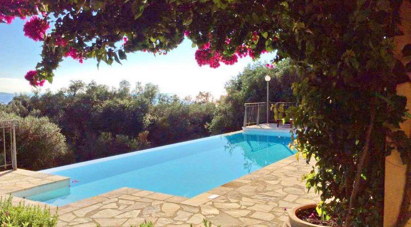Villa Nisaki Corfu 1