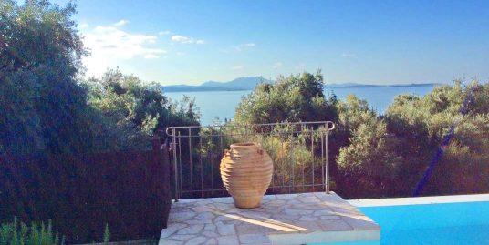 Villa with amazing Sea Views at Nisaki Corfu