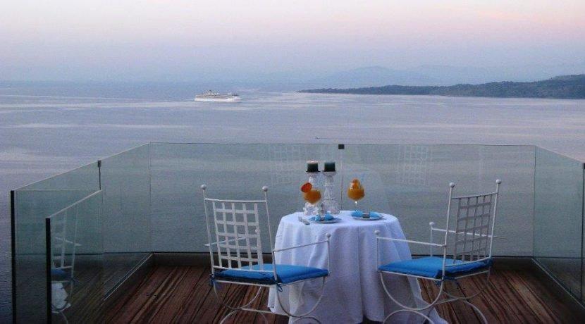 Villa at Agni Beach Corfu 0