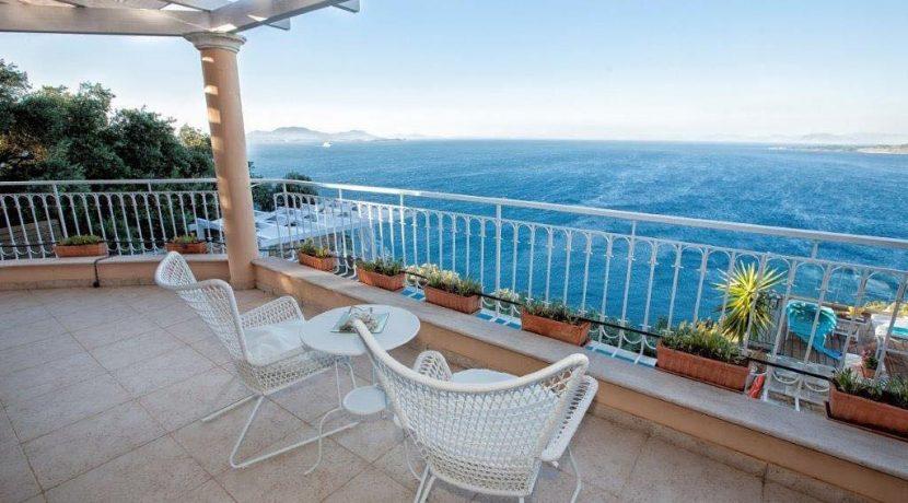 Villa at Agni Beach Corfu 13