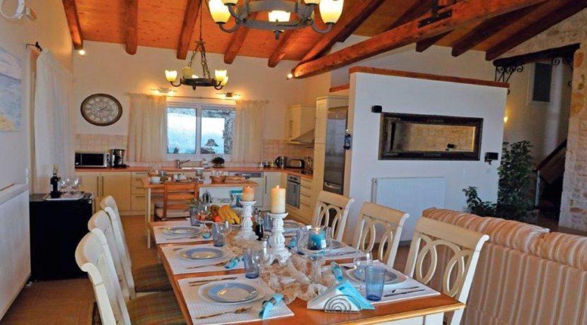 Villa at Agni Beach Corfu 14