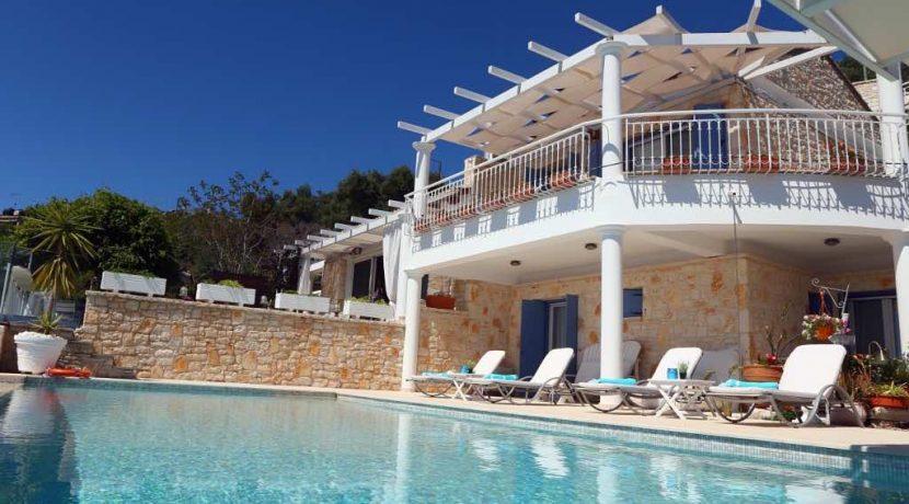 Villa at Agni Beach Corfu 15