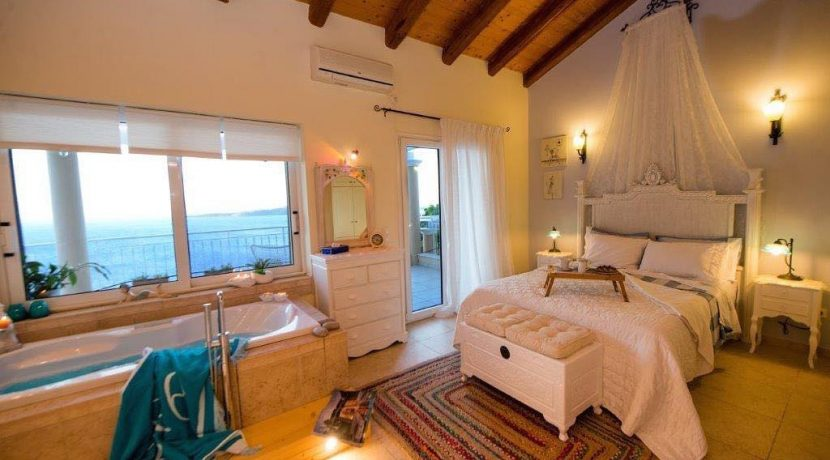Villa at Agni Beach Corfu 18