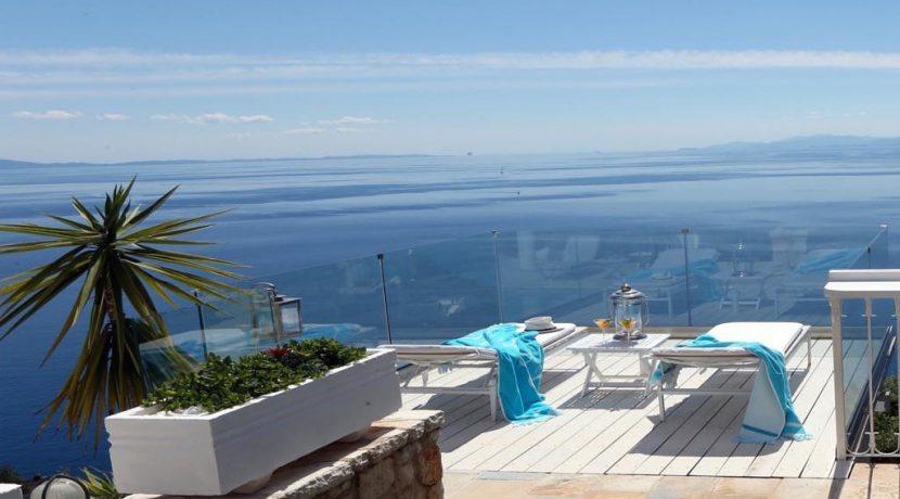 Villa at Agni Beach Corfu 2