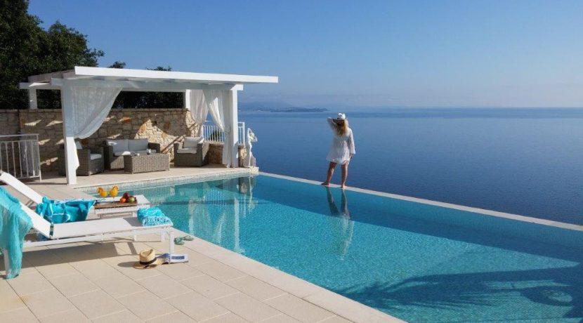 Villa at Agni Beach Corfu 23