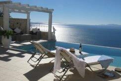 Villa at Agni Beach Corfu 24