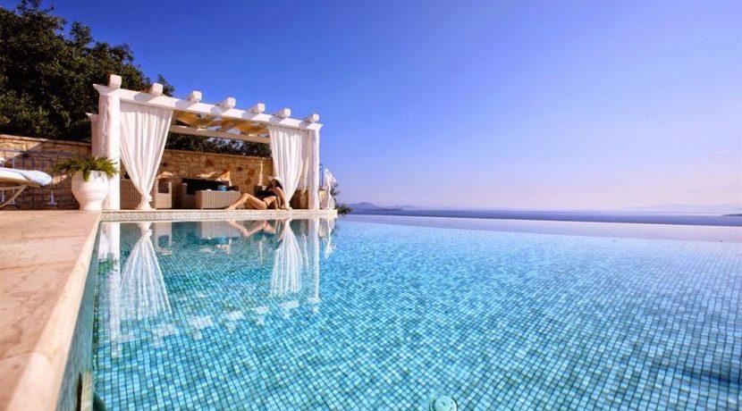 Villa at Agni Beach Corfu 27