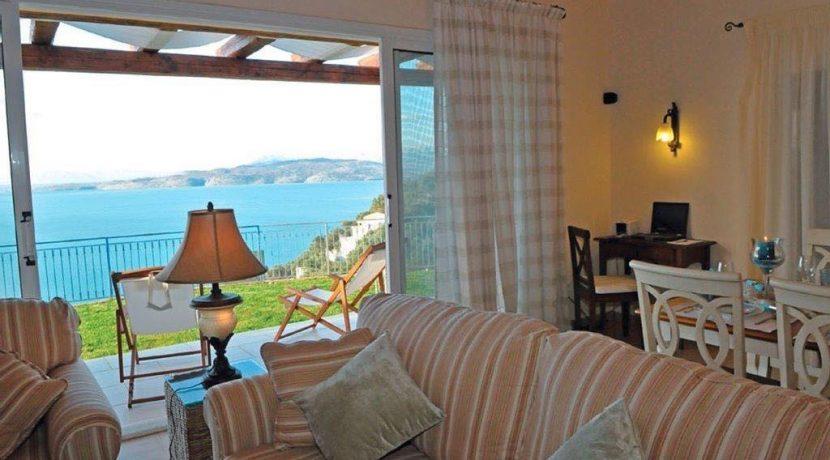 Villa at Agni Beach Corfu 3