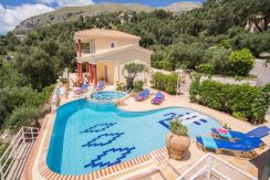 Villa at Nissaki Corfu0