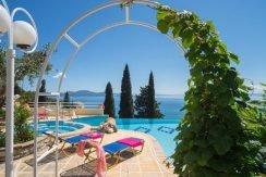 Villa at Nissaki Corfu11