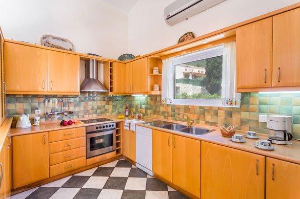 Villa at Nissaki Corfu13