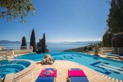 Villa at Nissaki Corfu2