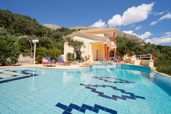 Villa at Nissaki Corfu8