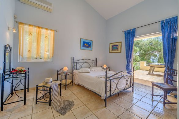 Villa at Nissaki Corfu9