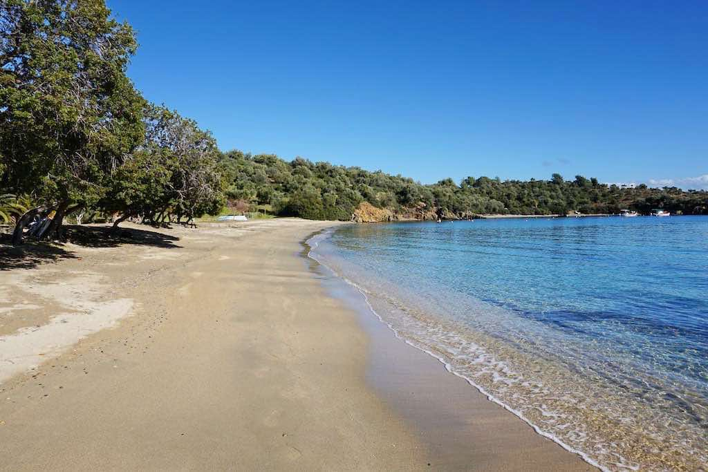 Villa By The Sea Sithonia 17 Greek Properties
