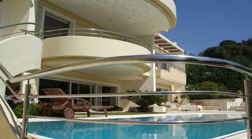 Villa with Pool Vouliagmeni Athens 21