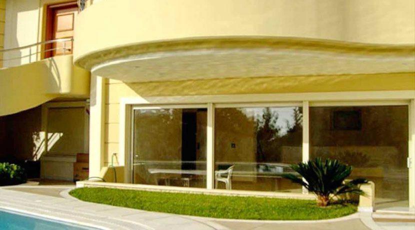 Villa with Pool Vouliagmeni Athens 3