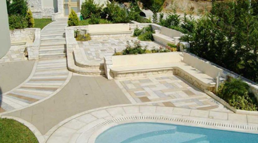 Villa with Pool Vouliagmeni Athens 6