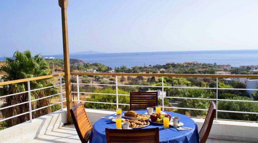Villa with Pool near the sea Attica , Sounio 15